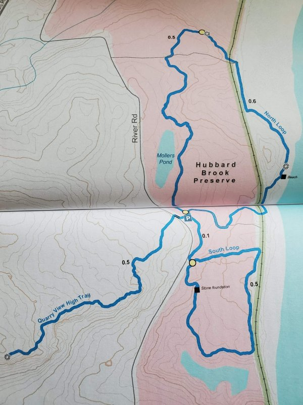 Source: Connecticut Walk Book, map 20-SL-01